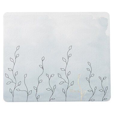 MOUSEPAD LEATHERETTE NATURE'S SERENITY