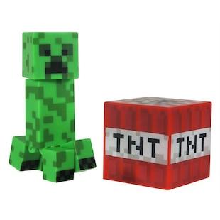 Minecraft Core Creeper with Accessories