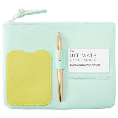 ULTIMATE OFFICE POUCH BACK TO SCHOOL