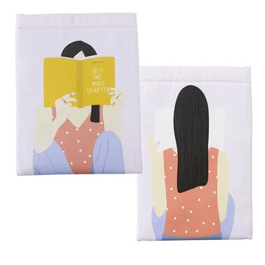 The Book Bestie Lucy Book Sleeve