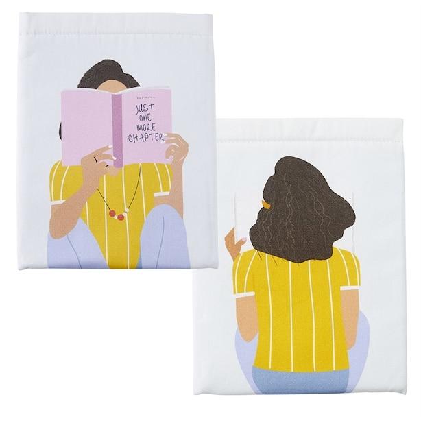 The Book Bestie Selena Book Sleeve