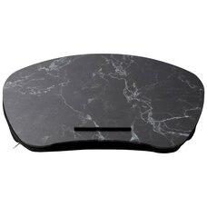 Lap Desk Marble Black