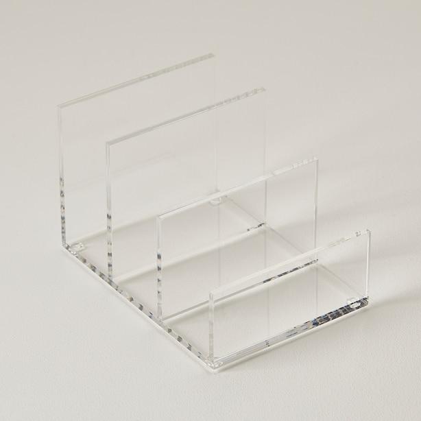 Acrylic Desk File Sorter