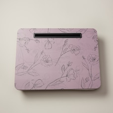 SECRET GARDEN LAP DESK PURPLE