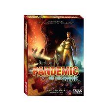 Jeu Pandemic - On The Brink