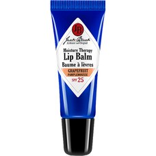 JACK BLACK MOISTURE THERAPY LIP BALM SPF 25 - GRAPEFRUIT