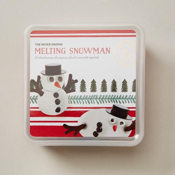 THE NEVER ENDING MELTING SNOWMAN