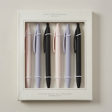 NōTA ARCHETYPE PEN PACK SOFT TOUCH WARM SET OF 6