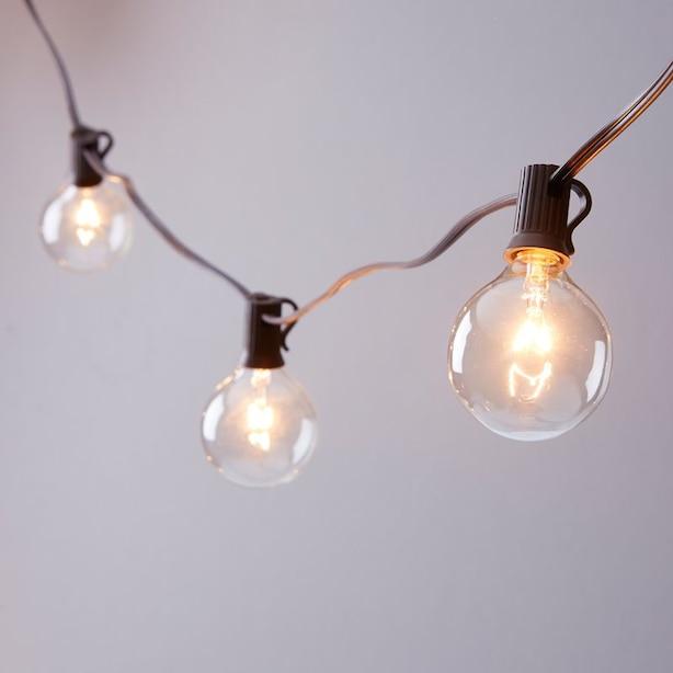 Bulb Patio Lights – Set of 20