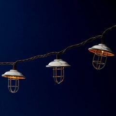 Guirlande lumineuse — Petites cages, 72po
