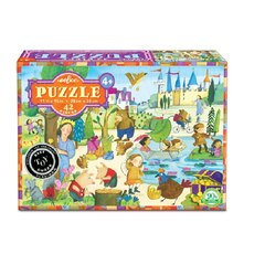 Mystery in the Forest-42 Piece Puzzles