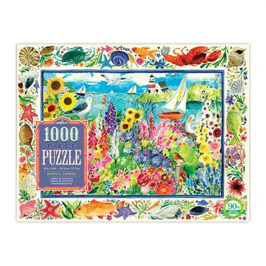 Seagull Garden 1000 pc Rtg Puzzle