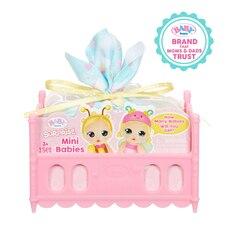 Mini bébés Baby Born Surprise : déballez des poupons jumeaux ou triplés surprises à collectionner…