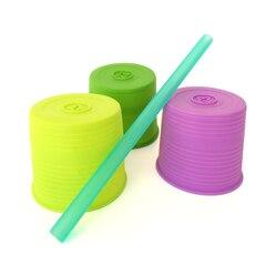 Siliskin Straw Top – emballage de 3