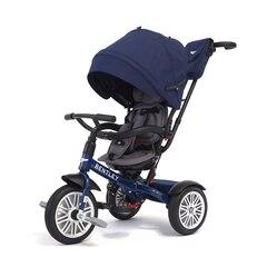 Bentley® 6-in-1 Convertible Trike/Stroller Sequin Blue