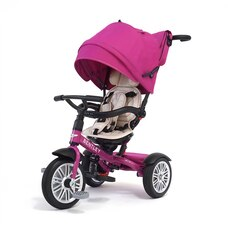 Bentley® 6-in-1 Convertible Trike/Stroller Fuchsia Pink