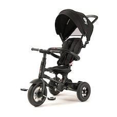 QPlay Rito Plus Folding Stroller/Trike Black