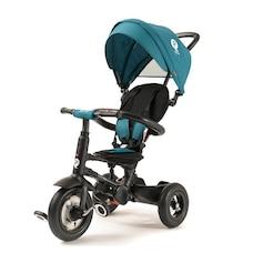 QPlay Rito Plus Folding Stroller/Trike Teal