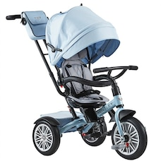 Bentley® 6-in-1 Convertible Trike/Stroller Jetstream Blue