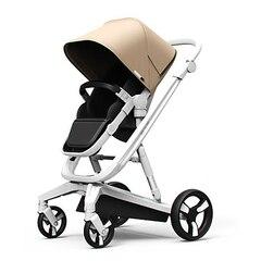 Milkbe Auto Braking Stroller Gold