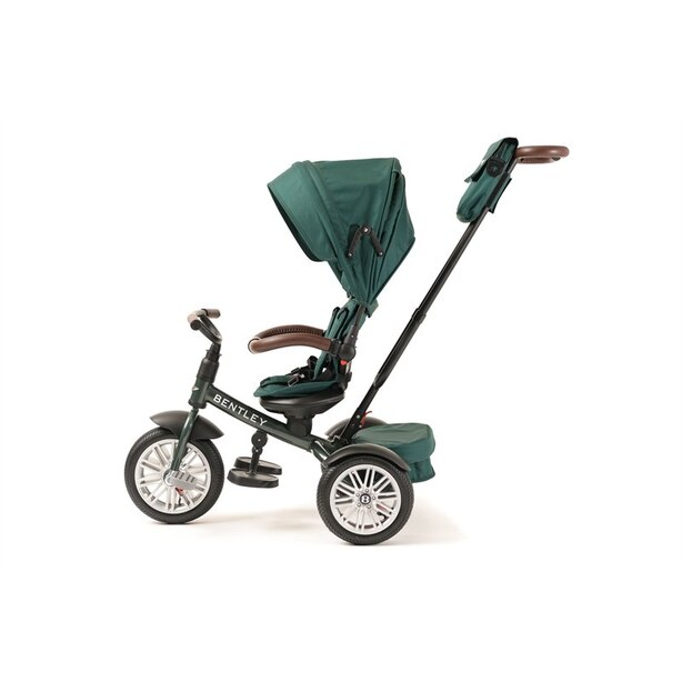 Bentley® 6-in-1 Convertible Trike/Stroller Spruce Green