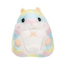 Amuse® Plush Animal Hamster Rainbow