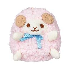 Amuse® Plush Animal Sheep Light Pink
