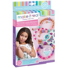 Make It Real Beaded Charm Bracelets Blooming Creativity