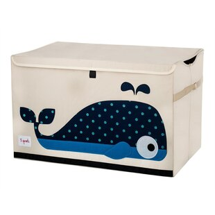 Toy Chest - Whale