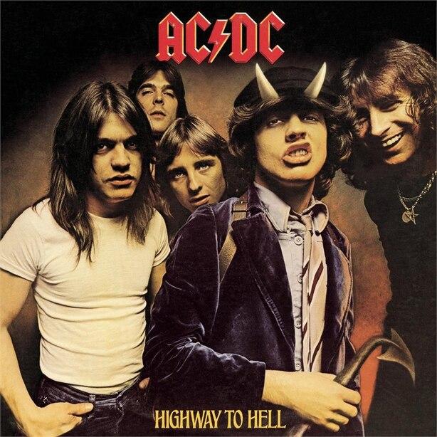 AC/DC - HIGHWAY TO HELL 180 GRAM - VINYL