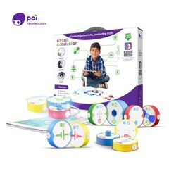 Pai Technology Circuit Conductor - Electricity Learning Kit w free downloadable app
