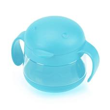 Ubbi Tweat Snack Container - Robin's Egg Blue