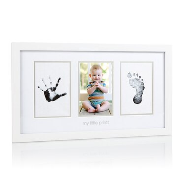 Pearhead Babyprints Photo Frame By Pearhead Baby Frames Gifts