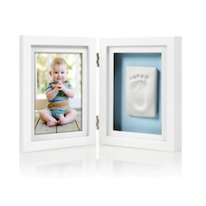 Baby Frames Picture Frame Hand Print Sets Chaptersindigoca