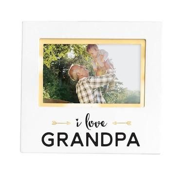 PEARHEAD FRAME, I LOVE GRANDPA by Pearhead | Baby Frames Gifts ...