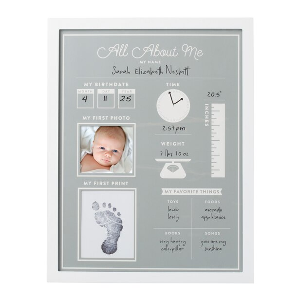 """Pearhead """"All About Me"""" Frame"""