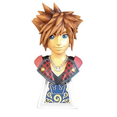 Kingdom Hearts 3: Sora - 1/2 Scale Bust