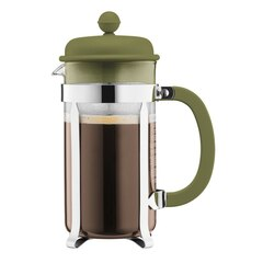 Bodum®Caffettiera 8-Cup French Press – Olive Green