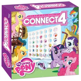 My Little Pony Connect 4