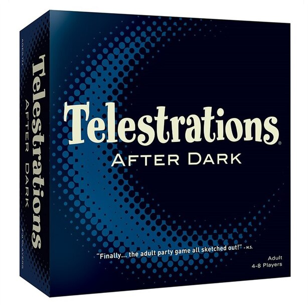 Telestrations After Dark Board Game (ADULT CONTENT)