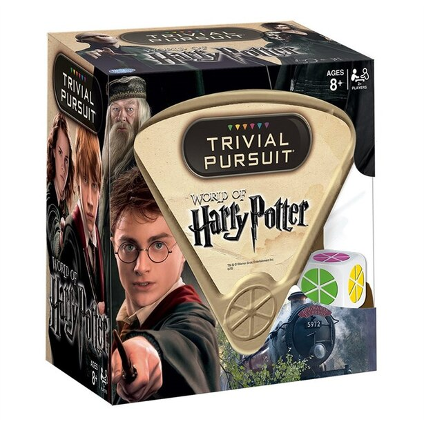 Trivial Pursuit: World of Harry Potter Edition Board Game