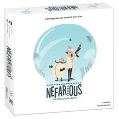 Nefarious™: The Mad Scientist Game!