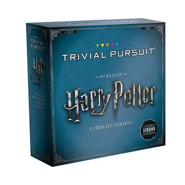 TRIVIAL PURSUIT®: World of Harry Potter Ultimate Edition