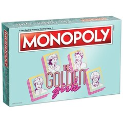 MONOPOLY®: The Golden Girls