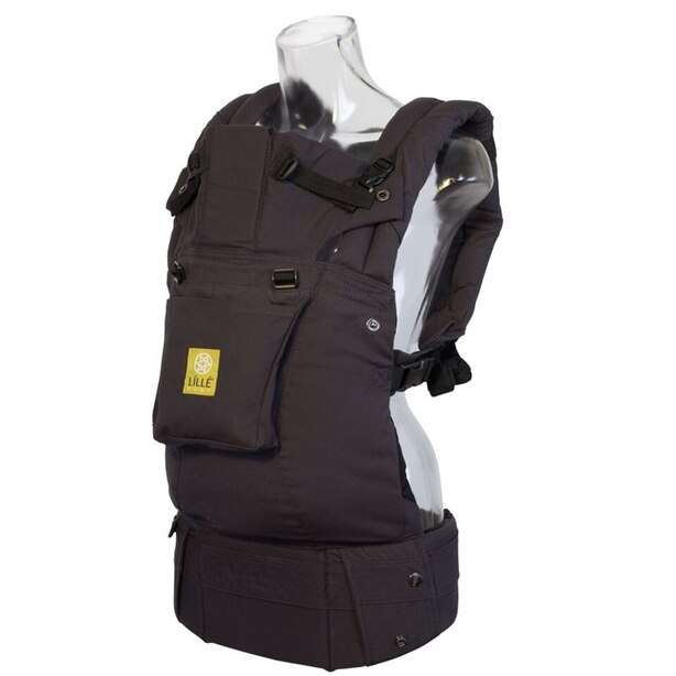 Lillebaby Carrier Original Black with Pocket