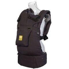 Lillebaby Carrier Original Black with Pocket