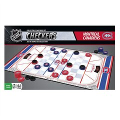 NHL Checkers - Montreal Canadiens