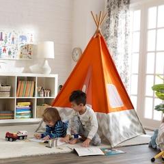 KidKraft Play Tent Orange