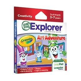 Explorer Software Crayola