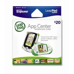 LeapFrog App Center Download Card - $20